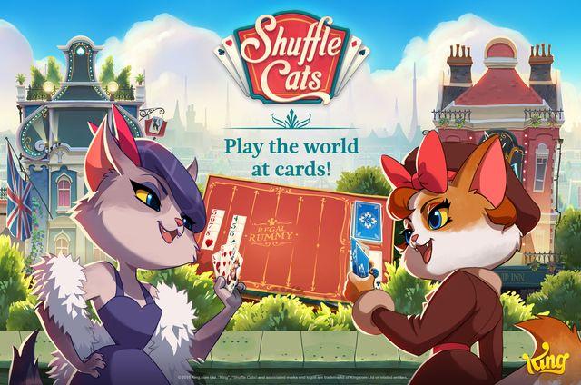 Shuffle Cats