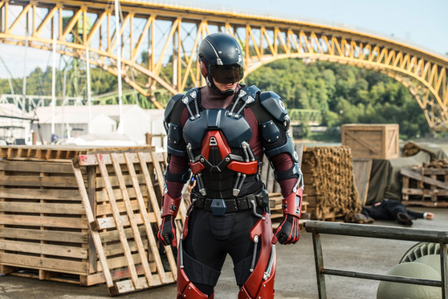 """DC's Legends of Tomorrow 2, ep. 1 """"Out of Time"""""""