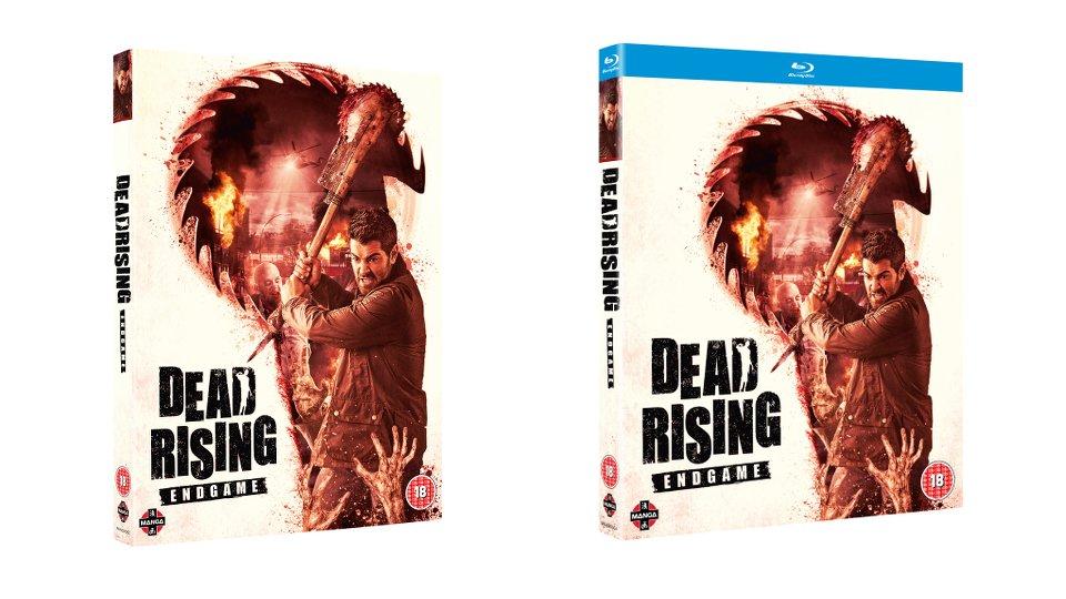 Dead Rising Endgame Dvd Review Entertainment Focus