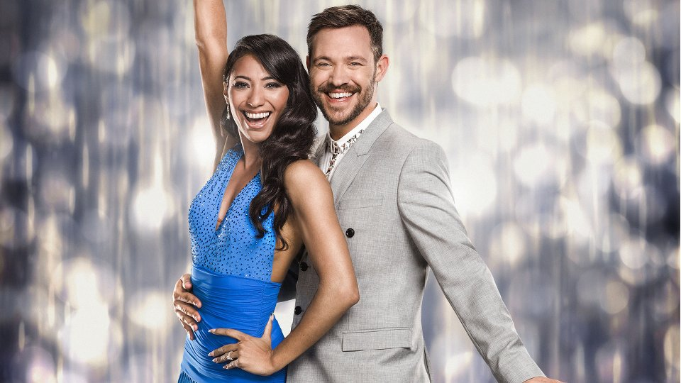 Karen Clifton and Will Young