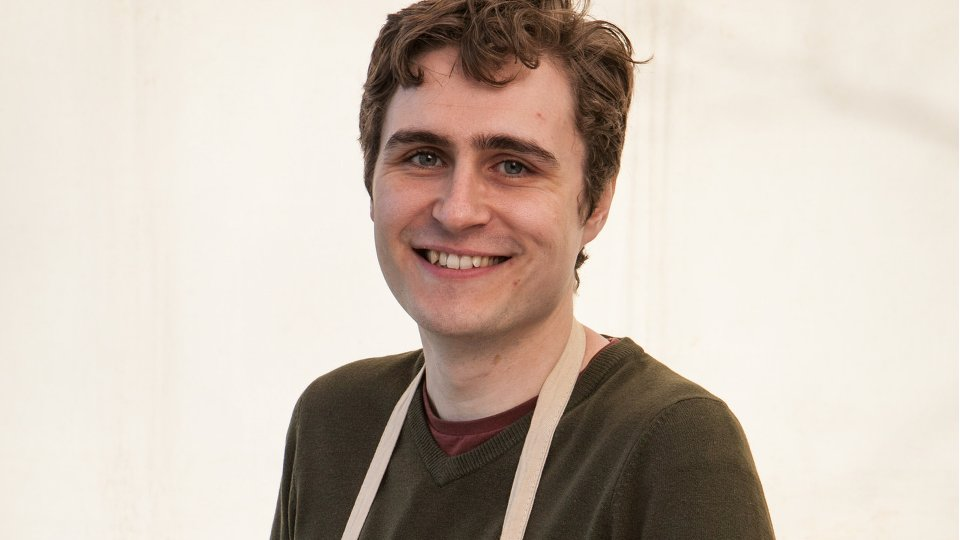 Tom - The Great British Bake Off