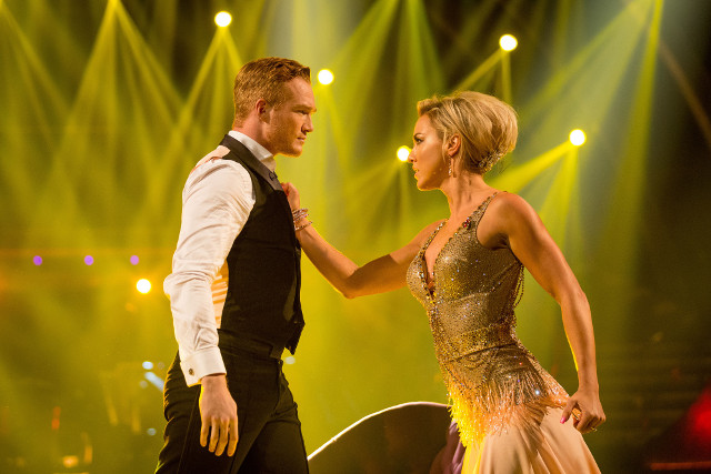 Greg Rutherford & Natalie Lowe