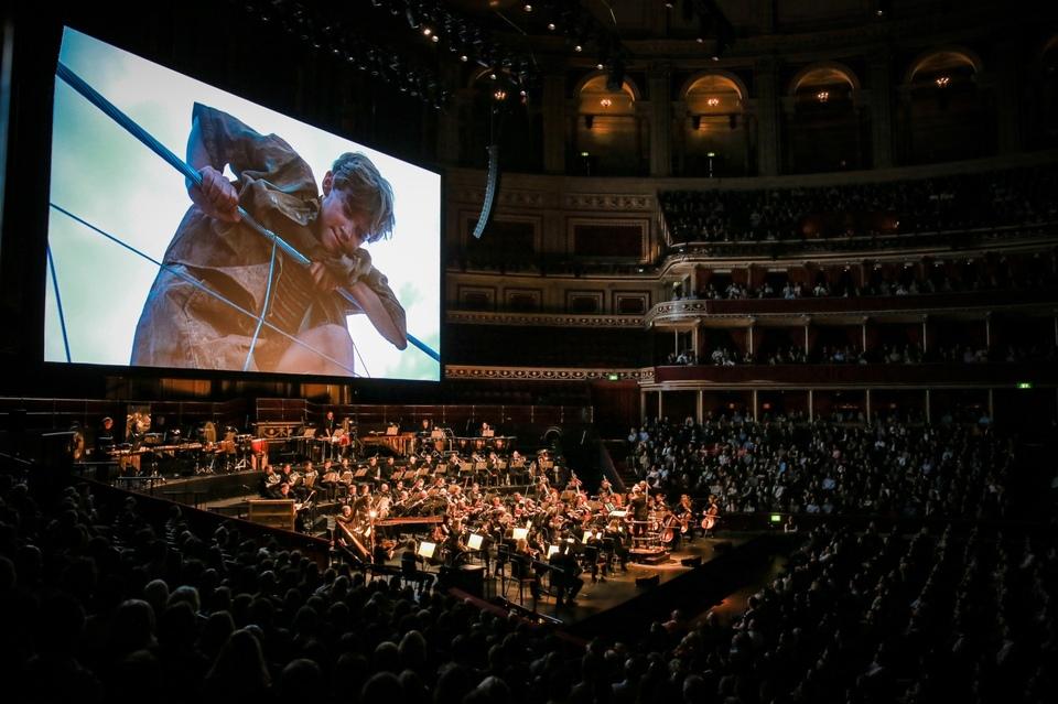 Jurassic Park Live in Concert @ The Royal Albert Hall