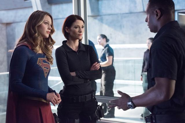 Unit Stills from Supergirl Episode 04