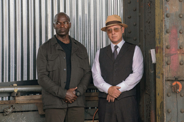 The Blacklist - Series 04