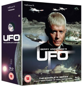 UFO the Complete Series Blu-ray review - Entertainment Focus