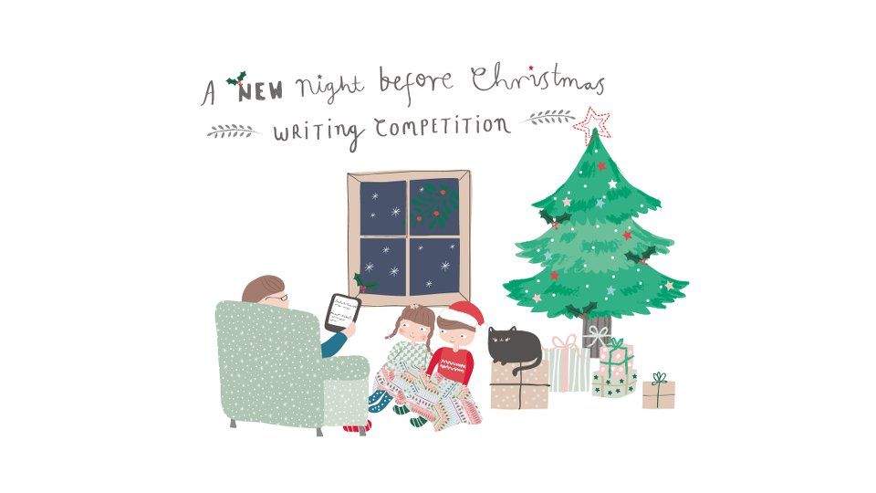 A New Night Before Christmas