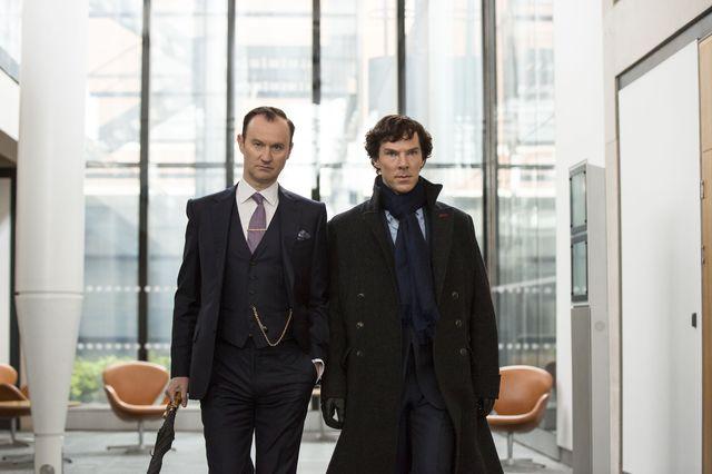 Sherlock S4 - Ep1