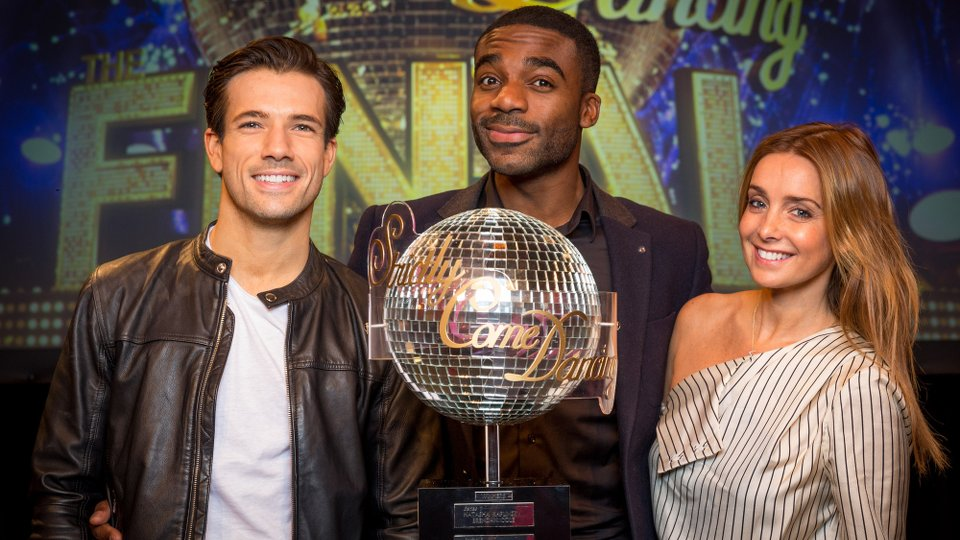 Strictly Come Dancing 2016 final