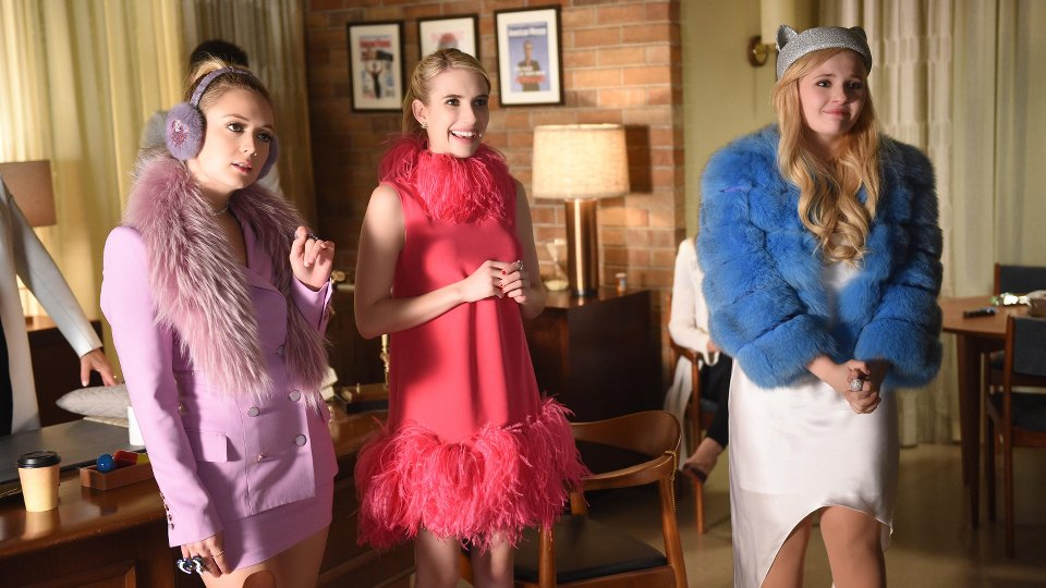 Scream Queens 2x09