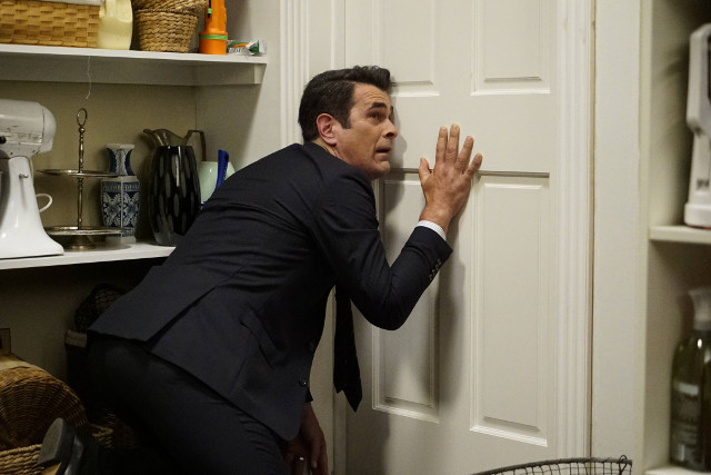 """Phil (Ty Burrell) in """"A Stereotypical Day."""""""