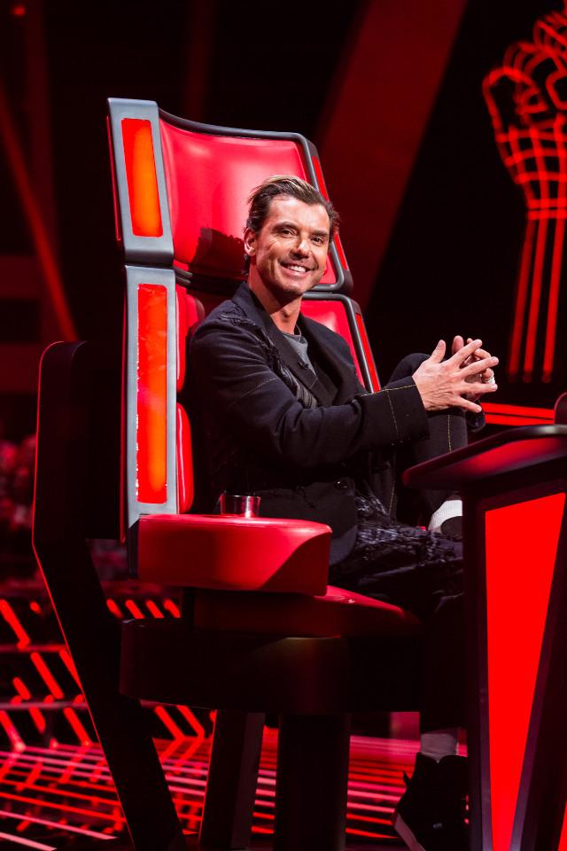 Gavin Rossdale - The Voice UK