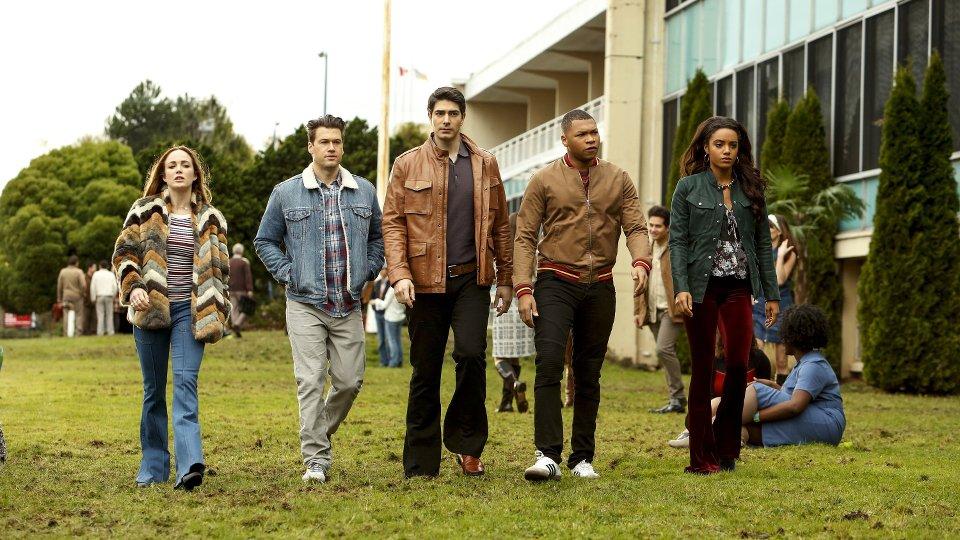 DC's Legends of Tomorrow 2x09