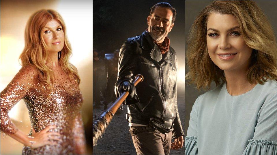 Nashville, The Walking Dead, Grey's Anatomy