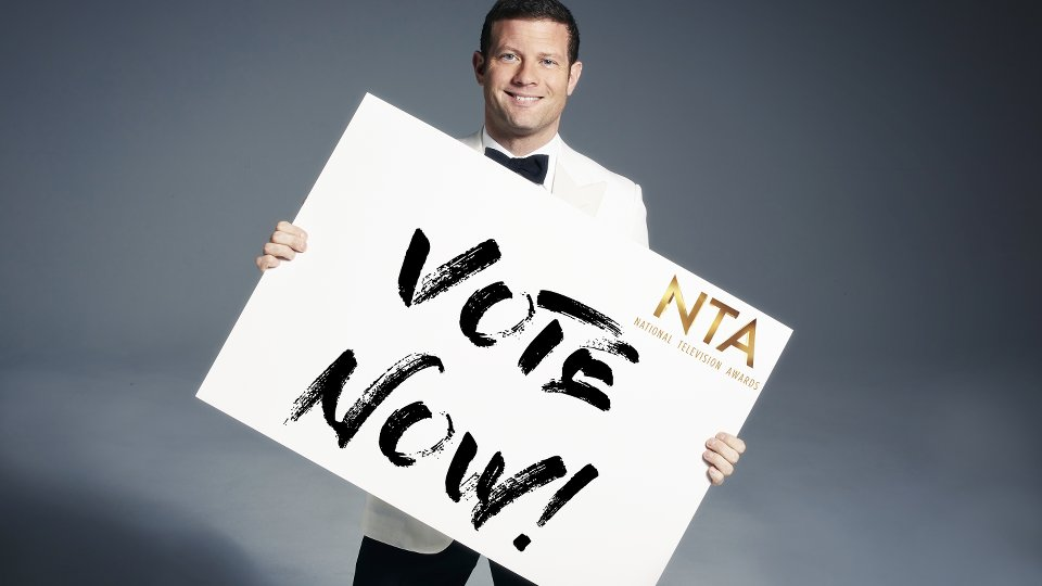 National Television Awards - Dermot O'Leary