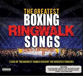 The Greatest Boxing Ringwalk Songs