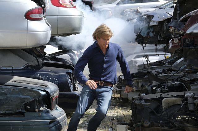 Macgyver, Series 01, Episode 08, CBS, Sky1, Corkscrew