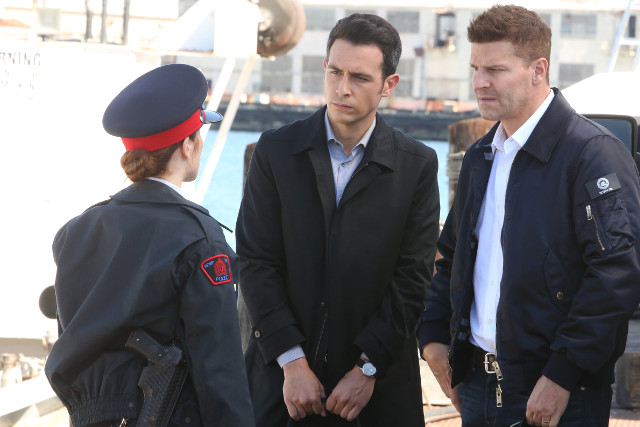 Bones Season 12 Episode 8 The Grief and the Girl ©2016 Fox Broadcasting Co.