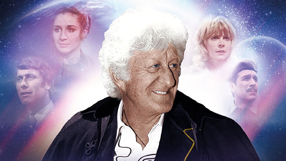 The Doctors Jon Pertwee