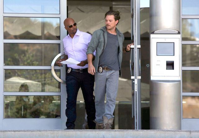 Lethal Weapon - 1x02