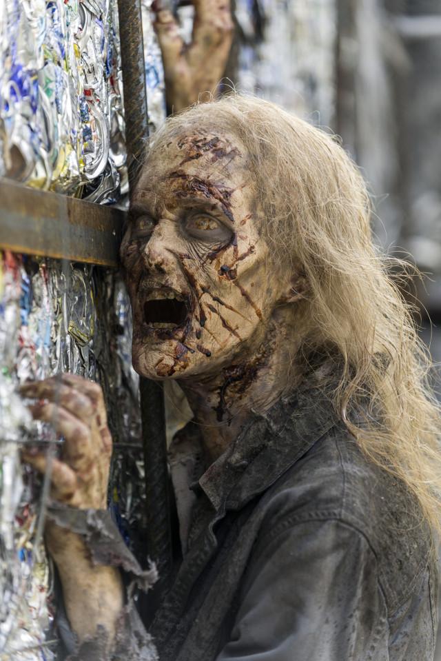 Walker- The Walking Dead _ Season 7, Episode 14 - Photo Credit: Gene Page/AMC