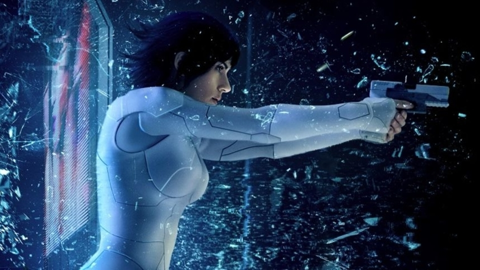 Ghost In The Shell Extended Opening Sequence Featurette Quotes Trailer Released Entertainment Focus