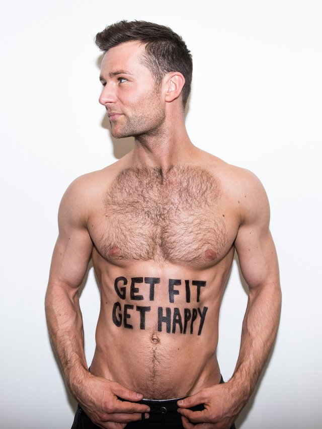Harry Judd - Get Fit, Get Happy