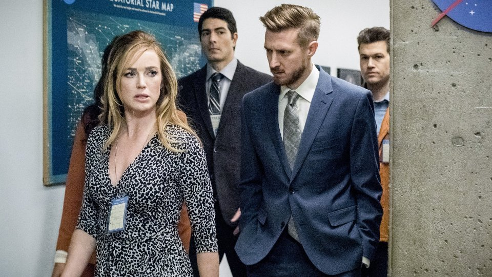 DC's Legends of Tomorrow 2x14