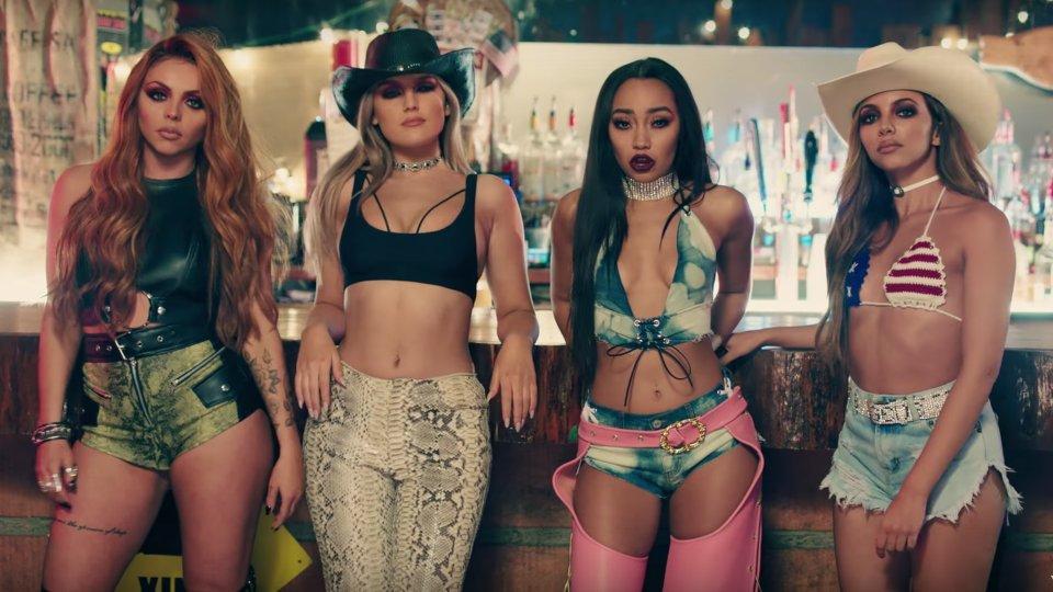 Little Mix - No More Sad Songs