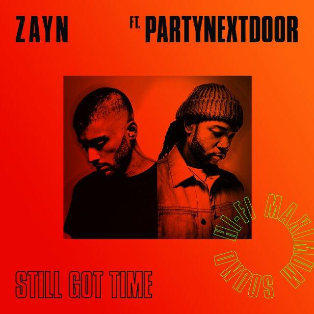 Zayn - Still Got Time