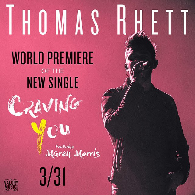 Thomas Rhett - Craving You