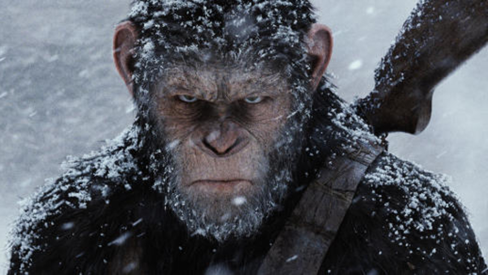 War For The Planet Of The Apes Blu Ray Review