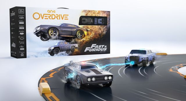 Anki OVERDRIVE Fast & Furious Edition Box Art