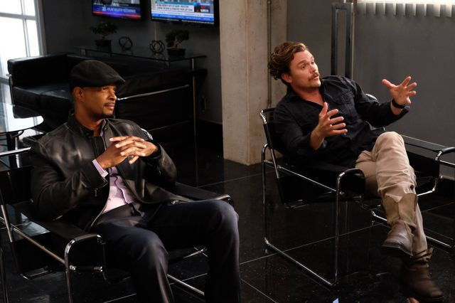 Lethal Weapon – 1×10