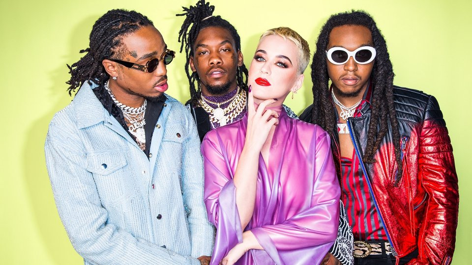 Katy Perry and Migos