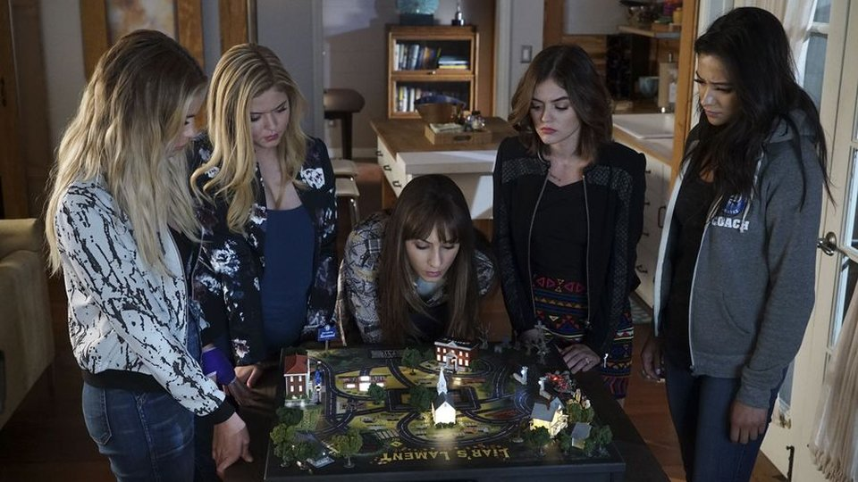 Pretty Little Liars 7x12