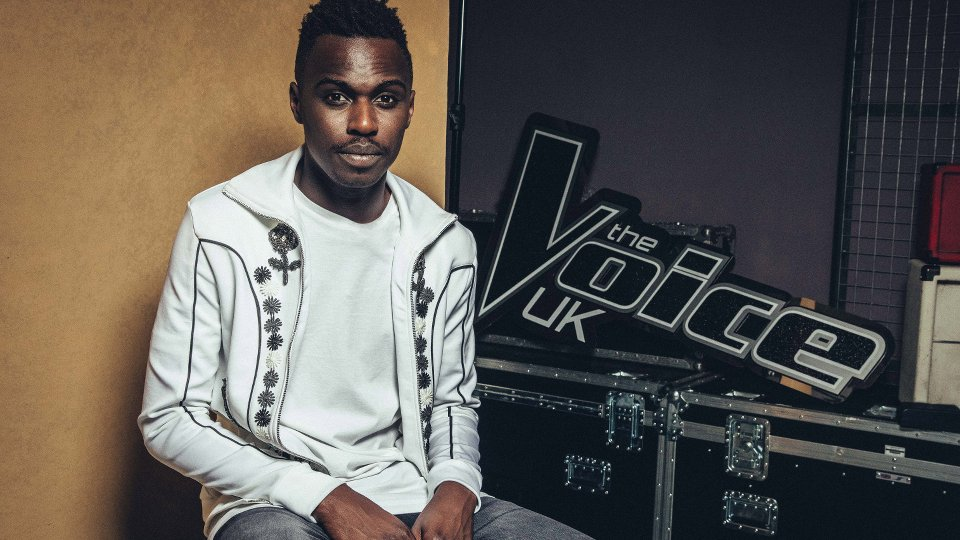 The Voice UK 2017 final Mo