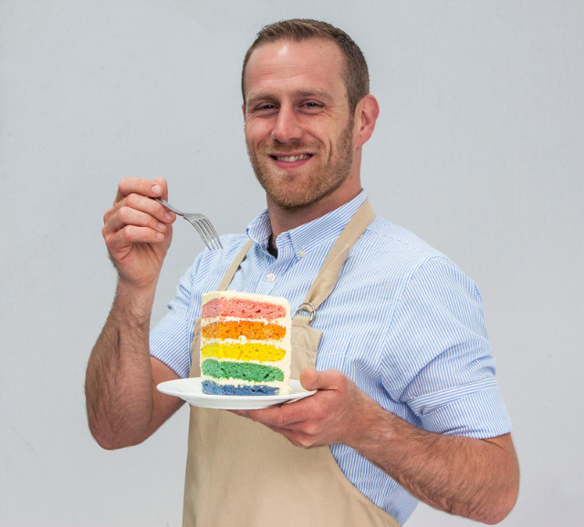 The Great British Bake Off - Steven
