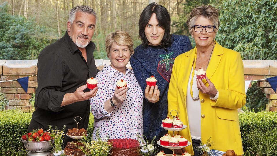 The Great British Bake Off 2017