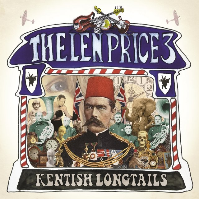 The Len Price 3 - Kentish Longtails