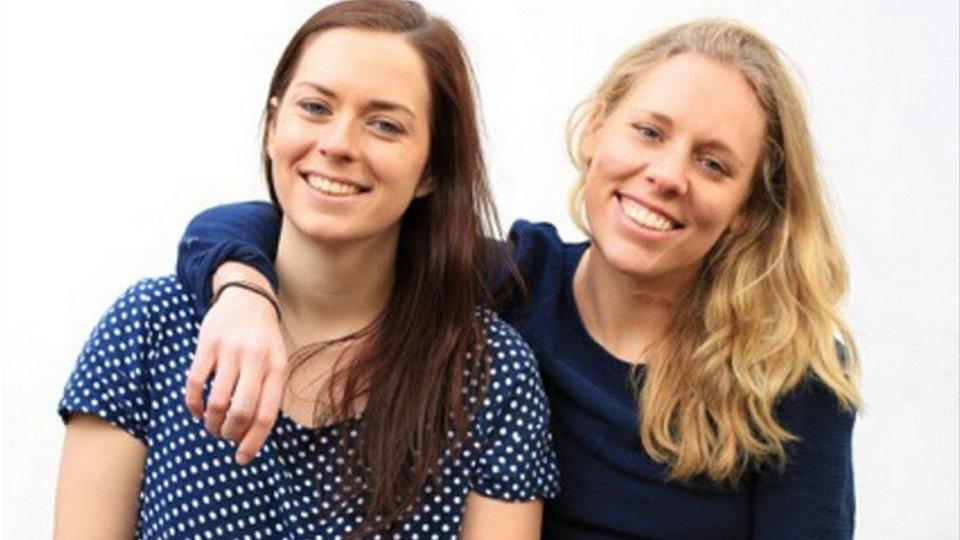 Naomi Twigden and Anna Pinder