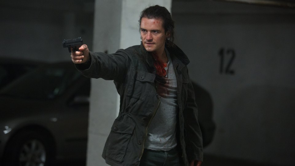Orlando Bloom in Unlocked