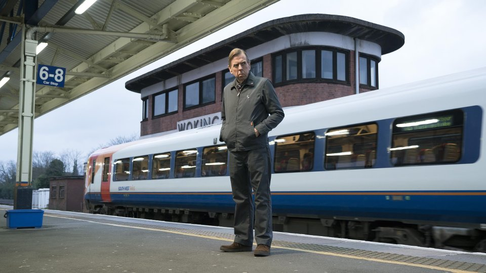 The Commuter - Timothy Spall