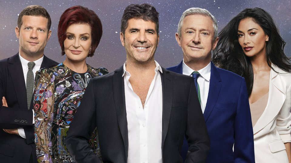 The X Factor 2017