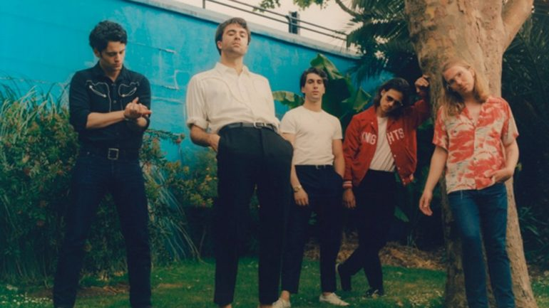 The Vaccines Release I Can T Quit Entertainment Focus