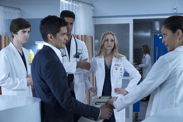 THE GOOD DOCTOR - SEASON 1