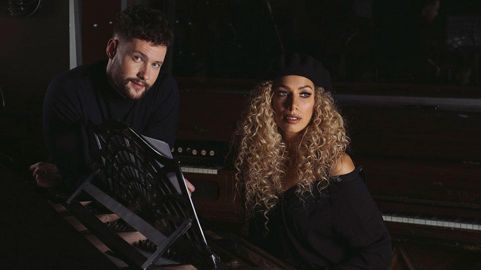 Calum Scott and Leona Lewis
