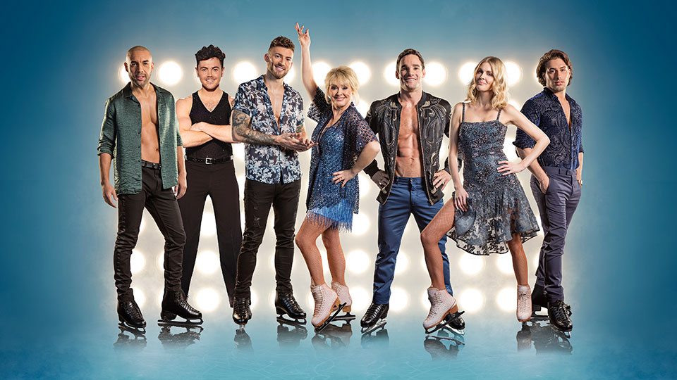 Dancing On Ice tour line-up