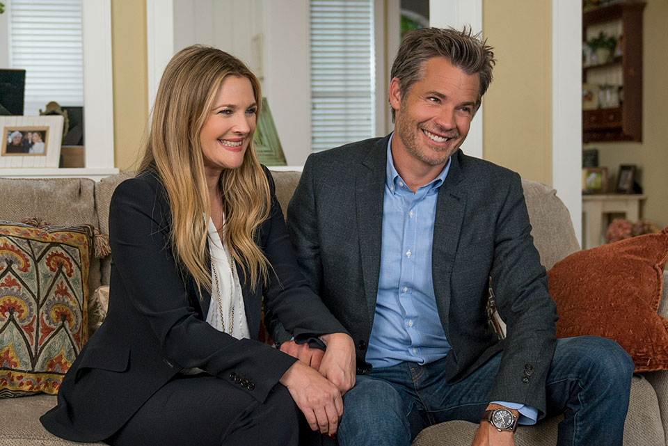 Santa Clarita Diet season 2 - Drew Barrymore and Timothy Olyphant