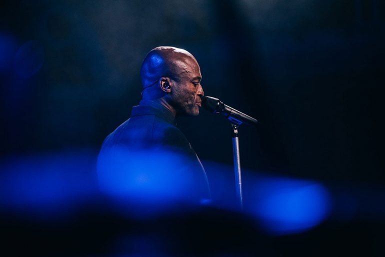 Seal - Standards London Palladium live review